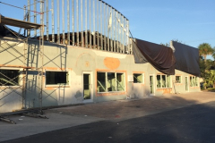 Commercial Building in Progress
