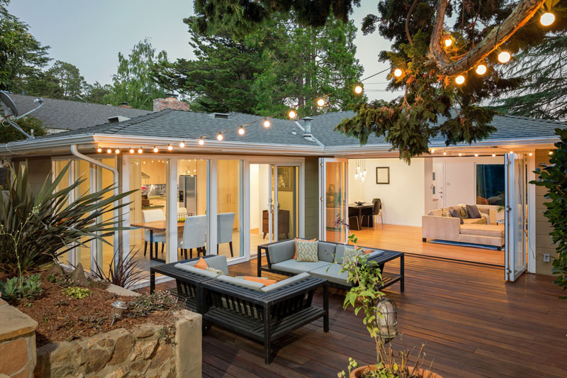 Transform Even The Smallest And Trickiest Yard Sloped Backyard Makeover Ideas Suncoast Custom Homes